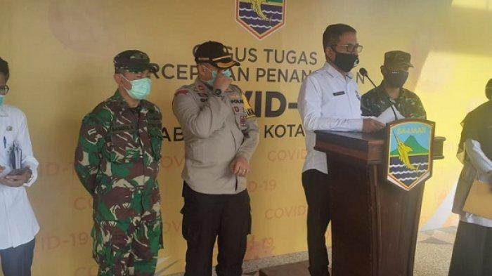 Positif Covid-19 di Kotabaru Meningkat 18 Kasus, Terbanyak 11 Orang dari Pulaulaut Utara