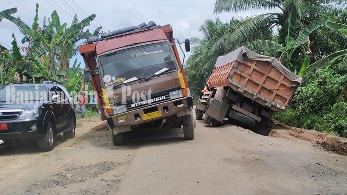 BPBD Kalsel Akan Perbaiki Bangunan Rusak di Sungai Gampa Asahi Kabupaten Batola