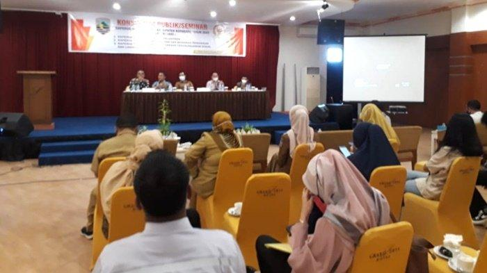 DPRD Kotabaru Selenggarakan Konsultasi Publik, Ini Tujuannya
