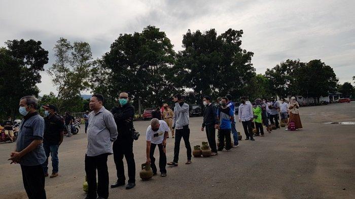 Konversi Elpiji Melon ke Elpiji Tabung Pink, Ini Harapan Pedagang Elpiji di Kabupaten Tanahlaut