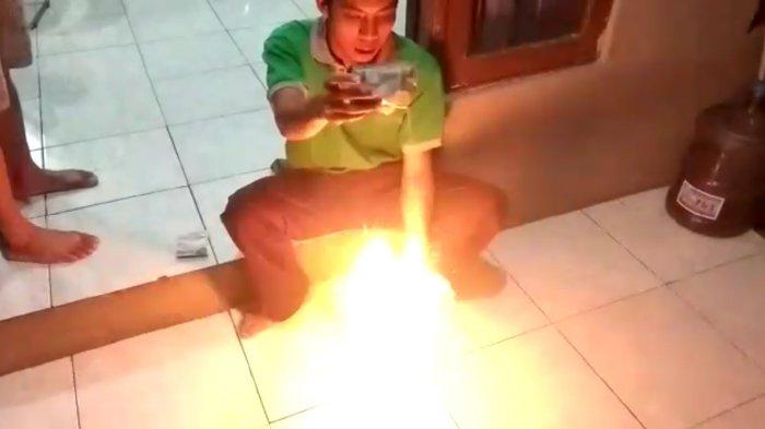 Tanggapan Balai BPOM di Banjarmasin Terkait Bubuk Kopi Instan Tersulut Api