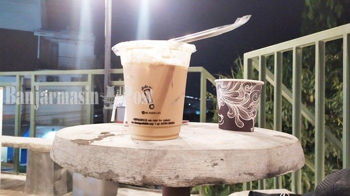 Kuliner Kalsel, Nongkrong di Sepuluh.11 kafe Bisa Sambil Nikmati Kopi dan Camilan