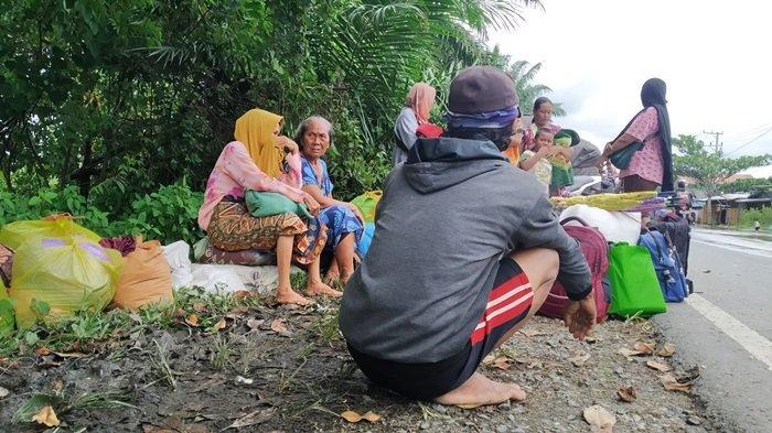 Banjir Kalsel 2021, Pengungsi Banjir Tersebar di 14 Kecamatan Kabupaten Batola, Berikut Rinciannya