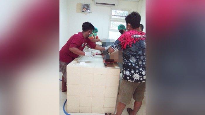 Tewas Kecelakaan di Banjarbaru, Pendulang Intan di Loksado Luka Parah di Kepala