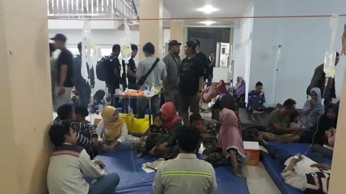 Ternyata 100 Orang Lebih Karyawan PT SIS Keracunan di Tabalong & Barito Timur, Gara-gara Nasi Kotak?