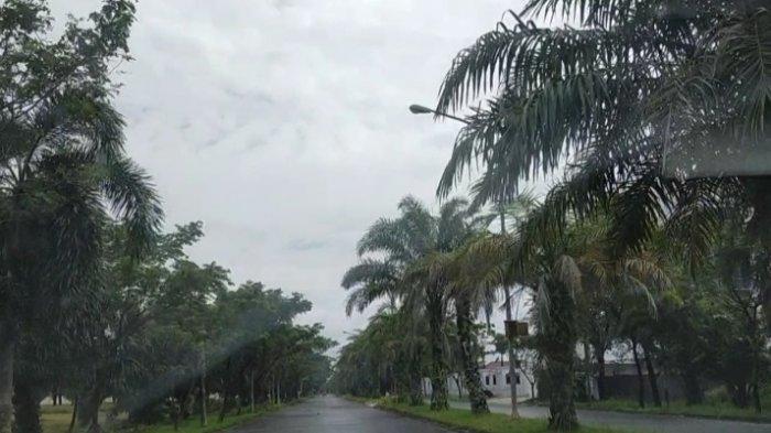 Asyiknya Traveling Sambil Olahraga di Lingkungan Kota Citra Graha Banjarbaru, Ada Dua Jalur Lintasan
