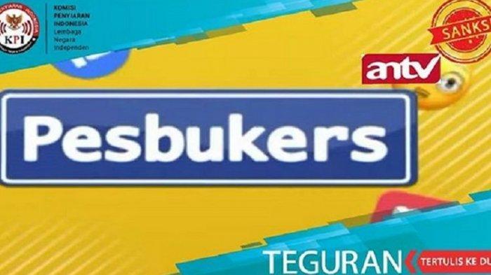 KPI Sanksi Pesbukers New Normal ANTV, Adegan Komeng dan Adul Paling Jadi Sorotan