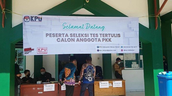 Seleksi PPK di Kabupaten Banjar Jelang PSU Pilgub Kalsel, KPU Jaring 10 Calon