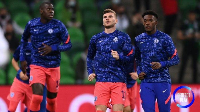 Krasnodar vs Chelsea dalam babak penyisihan grup Liga Champions 2020-2021 pada Kamis (29/10/2020)
