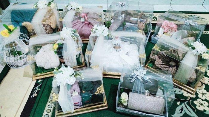 Jasa Pembuatan Mahar dan Seserahan untuk Pernikahan Mulai Menggeliat di Banjarbaru