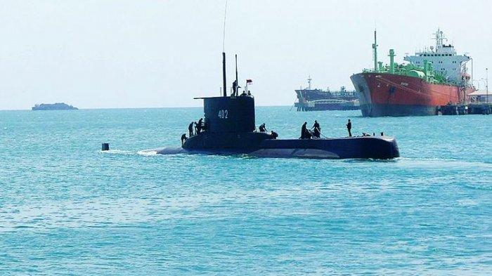 KRI Nanggala-402 Sulit Diangkat ke Permukaan, TNI AL : Perlu Robot