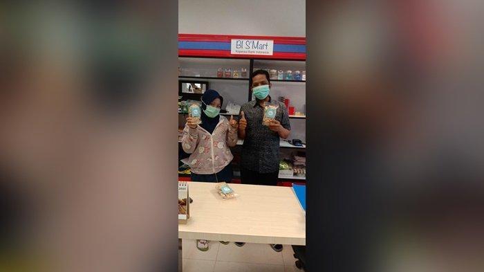 Keripik Tempe Olahan Warga Binaan Lapas Banjarbaru Rambah Koperasi Bank