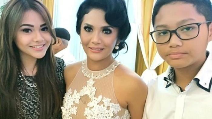 Tak Hanya Ashanty, Aurel Hermansyah Juga Ucapkan Ini Untuk Krisdayanti di Hari Ibu 2018