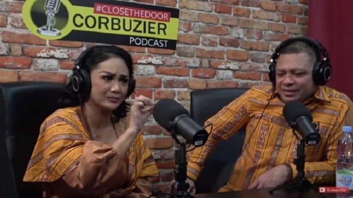 Krisdayanti-Raul Lemos klarifikasi soal perseteruan dengan Aurel dan Azriel Hermansyah