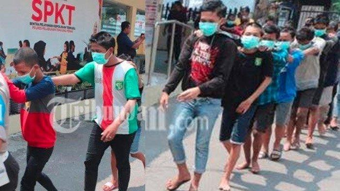 Viral Video ABG 16 Tahun Disekap dan Dianiaya 10 Anggota Geng di Surabaya, Gara-gara Hilang Hp