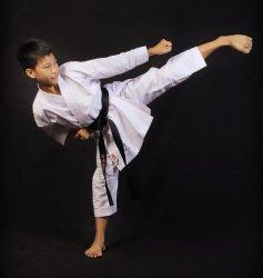 Target Menuju Pelatnas, Karateka Arjuna Genjot Latihan saat Puasa di Tengah Wabah Corona