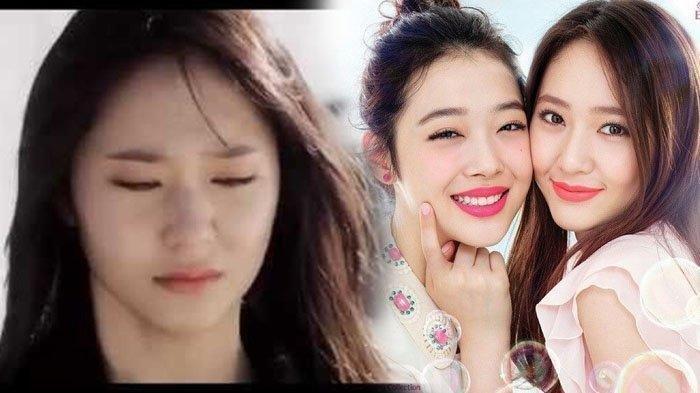 Setelah Kematian Sulli Krystal Jadi Sasaran Bully Netizen Pertanyakan Mantan Anggota F(x)