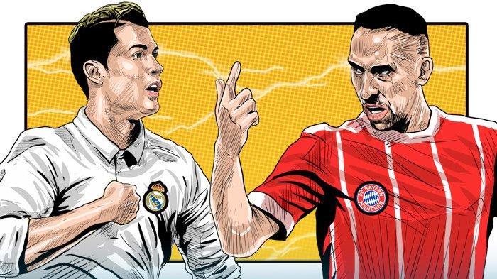 Ikuti Kuis Prediksi Real Madrid vs Bayern Munchen Semifinal Liga Champion di Link Ini