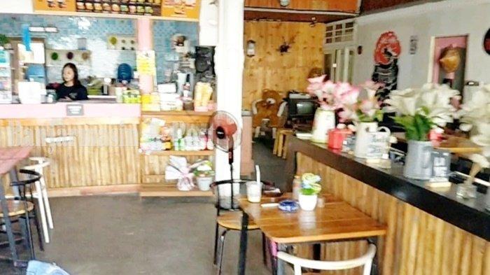 Kuliner Kalsel, Pengunjung Kopi Ruang Hati Banjarmasin Bisa Swafoto Berlatar Barang Jadul