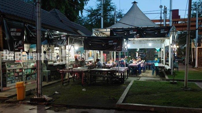 Kuliner Kalsel, Fasilitas Lengkap Bagi Pengunjung Minggu Raya Kota Banjarbaru