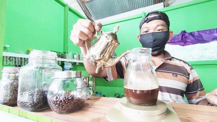 Kuliner Kalsel, Rungkop Inspirasi Kabupaten Tabalong Lakukan Pembinaan Bagi Petani Kopi