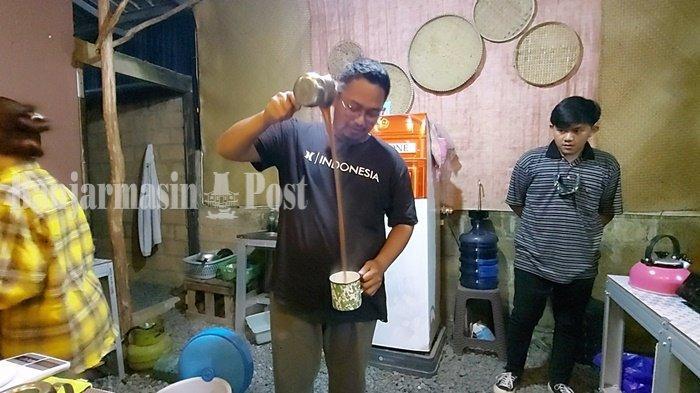 Kuliner Kalsel, Warung Kopi Karoma di Kota Banjarbaru Sediakan Wifi Gratis