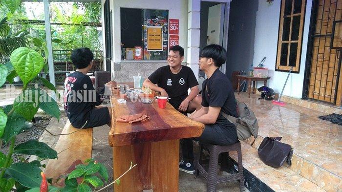 Kuliner Kalsel, Ngopi Santai Serasa di Rumah ala Exort Kopi Banjarbaru