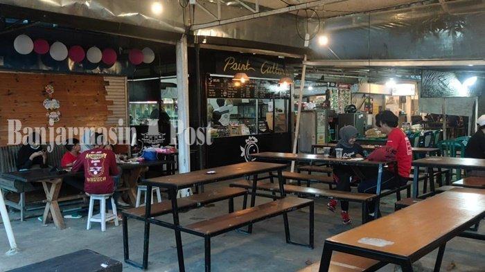 Kuliner Kalsel, Minggu Raya yang Legend di Pusat Kota Banjarbaru