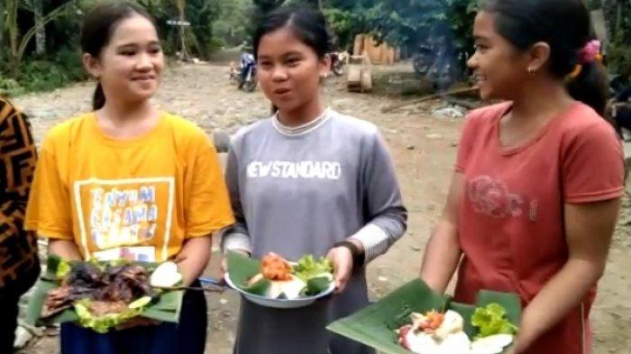 Kuliner Kalsel, Dilatih Sajikan untuk Wisatawan, Warga Papagaran  HST Tampilkan Lauk Bapalan