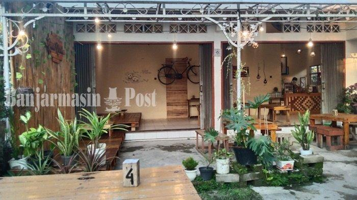 Kuliner Kalsel, Kedai Ruai Rindu di Kota Rantau Gandeng Warung Makan Santai Haja