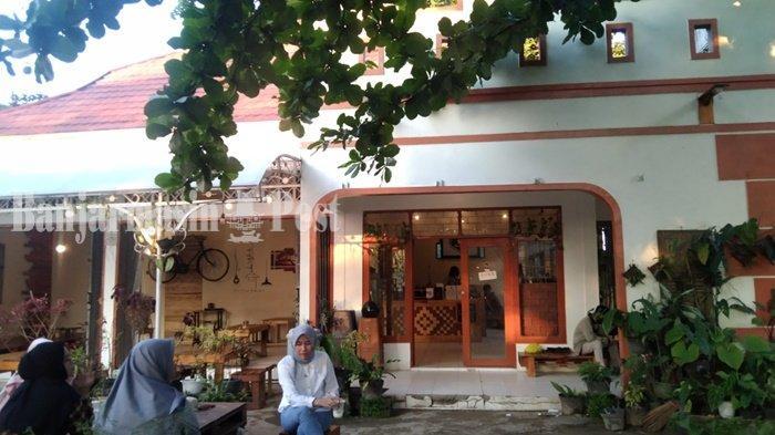 Kuliner Kalsel, Ruai Rindu di Kota Rantau Jadi Tempat Favorit Berdiskusi Semua Kalangan