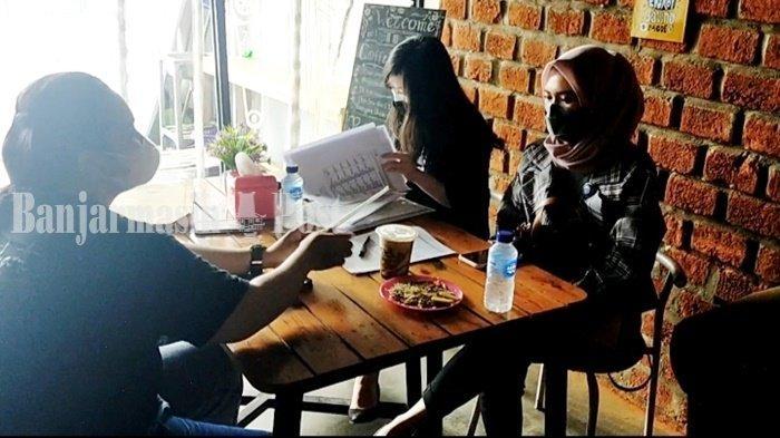 Kuliner Kalsel, Kopi Ruang Hati di Banjarmasin Turut Menjaga Kesehatan Pengunjung