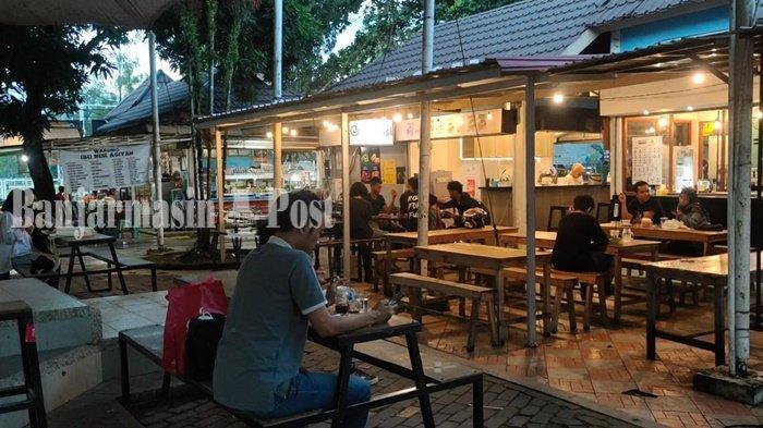 Kuliner Kalsel, Sejarah Kawasan Minggu Raya di Kota Banjarbaru