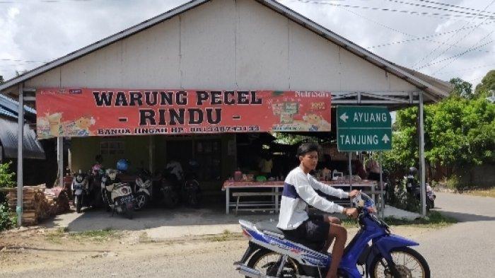 Kuliner Kalsel, Pecel Rindu, Legendaris di Barabai, Eksis Sejak 1980-an Sampai Sekarang
