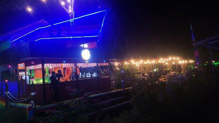 Kuliner Kalteng, Pengelola Gratiskan Pengunjung yang Masuk Kawasan D'Silva Cafe & Resto Kapuas