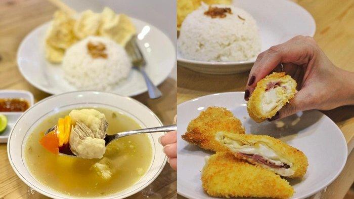 Kuliner Kalsel : Kulineran di Dapur Ibu Uti, Pengunjung Bisa Nikmati Beragam Menu