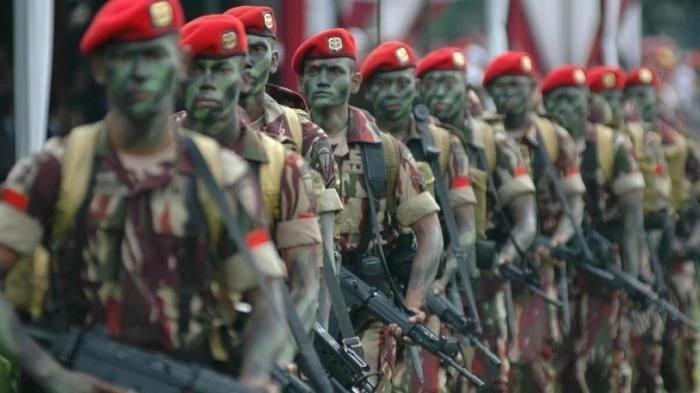 BENTAR LAGI LIVE Peringatan HUT ke-75 TNI, Live Streaming Upacara Virtual Dirgahayu TNI ke-75