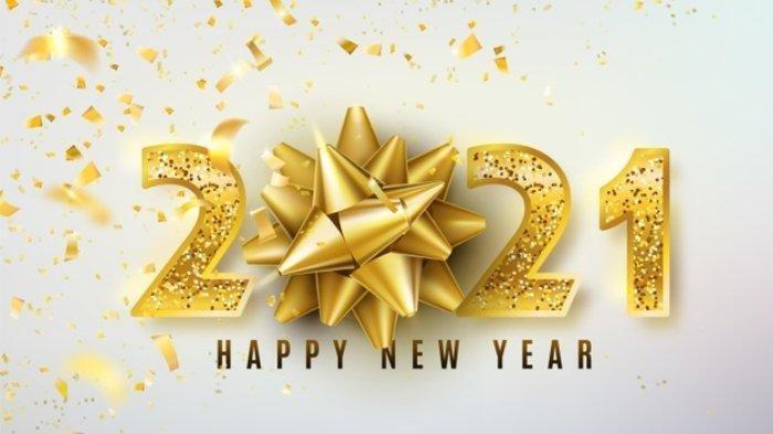 Kumpulan Ucapan Selamat Tahun Baru 2021 Terlengkap Happy New Year Bagi di Sosmed Saat Pandemi Corona