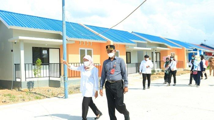 KunjungiRumah Disabilitas Banjarbaru,Direktur Rumah Khusus PUPR Sebut Akan Bangun 13 Unit Lagi