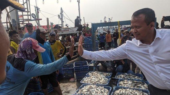 Pengganti Susi Pudjiastuti, Menteri KKP Edhy Prabowo Minta Nelayan Jadikan Dirinya Tempat Mengadu