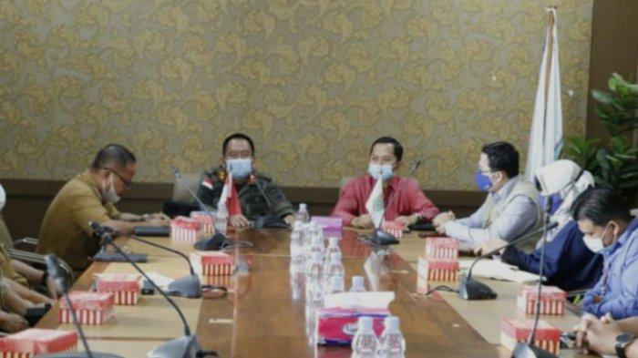 Ombudsman Perwakilan Kalsel Kunjungi Pemkab Tanbu