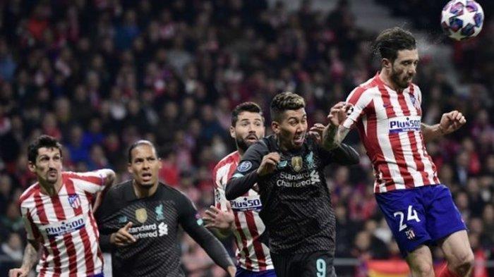 Prediksi dan Susunan Pemain Liverpool Vs Atletico Madrid Liga Champions, Lini Belakang Jadi Penentu!