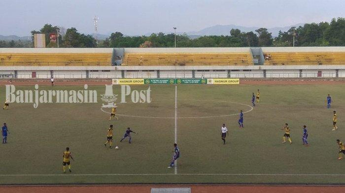Hasil Barito Putera U-20 vs Persib Bandung U-20, Babak Pertama Barito Tertinggal, Skor 1-0