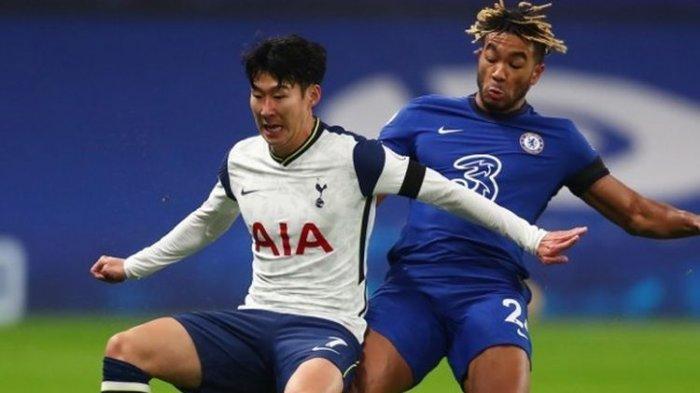 Laga Chelsea vs Tottenham Hotspur pada lanjutan pekan ke-10 Liga Inggris yang berlangsung di Stadion Stamford Bridge, Minggu (29/11/2020) malam WIB.