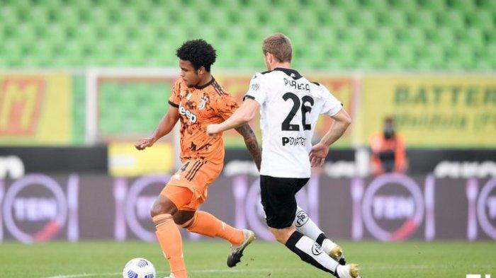 Hasil Spezia vs Juventus 1-1, Ini Link Streaming TV Online Liga Italia Bein  Sports 2, Morata & VAR - Banjarmasin Post