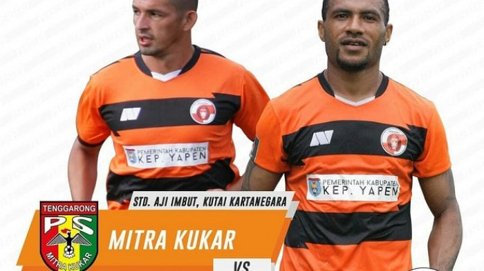 Live Streaming Mitra Kukar vs Perseru Serui Liga 1 2018 via Streaming Vidio.com