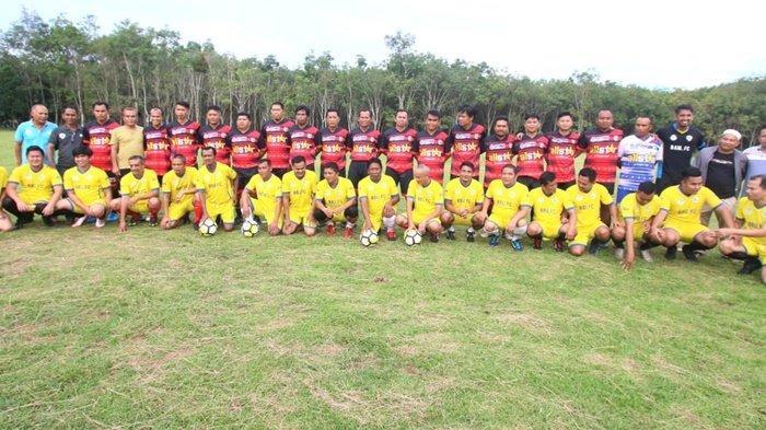 Bela Bam All Star, Pelatih Martapura FC Frans Sinatra Masih Tetap Energik