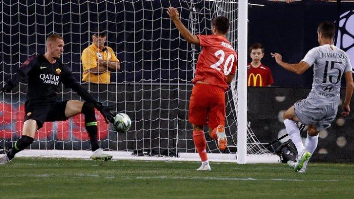 Hasil Akhir Real Madrid vs AS Roma di ICC 2018 - Skor 2-1, Gol Asensio dan Gareth Bale