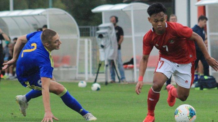 Siaran Langsung Net Tv Live Streaming Timnas U 19 Indonesia Vs Dinamo Zagreb Waspada Postur Lawan Banjarmasin Post