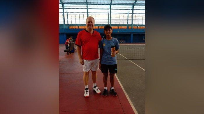 Petenis Muda Kalimantan Selatan Masuk Timnas untuk Persiapan ke Piala Davis di Australia